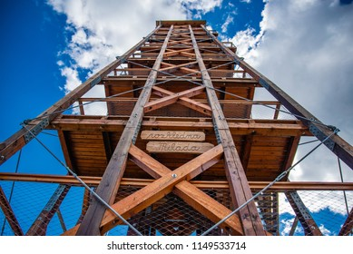 Milada lookout tower