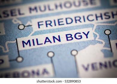 Milan BGY. Italy