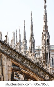 Milan cathdedral