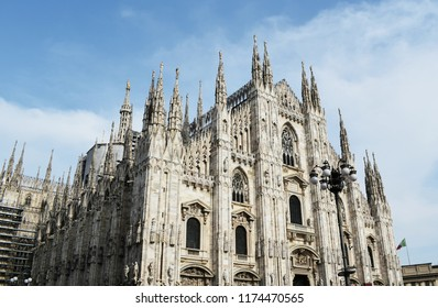 Milan Cathedral is the cathedral church of Milan, Lombardy, Italy.