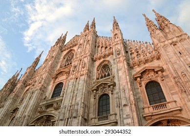 Milan Cathedral (Duomo di Milano) is the gothic cathedral church of Milan, Italy.