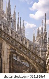 Milan Cathedral (Duomo di Milano), Italy