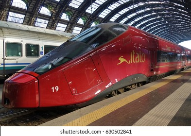 Awesome Speed Train Italy Stock Photos Images Photography Beatyapartments Chair Design Images Beatyapartmentscom