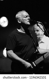 8b95e578 Milan Italy, 24 March 2006, live concert of David Gilmour at the