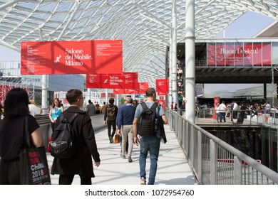 Salone Del Mobile 2018 Images, Stock Photos & Vectors | Shutterstock