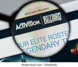 Activision Blizzard Images, Stock Photos & Vectors