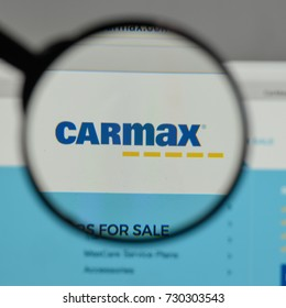 Milan, Italy - August 10, 2017: Carmax
