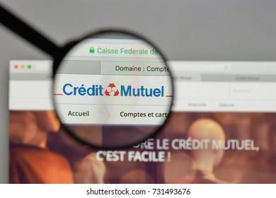 Imágenes Fotos De Stock Y Vectores Sobre Credit Mutuel