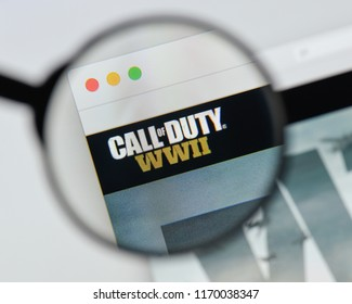 Call of Duty Wwii Images, Stock Photos & Vectors | Shutterstock