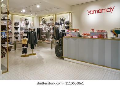 67c02e621 Lacoste Shop Terminal 21 Bangkok Thailand Stock Photo (Edit Now ...