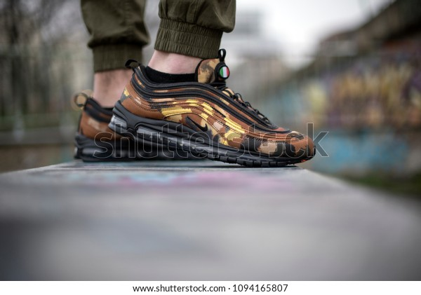 Milan Italy February 02 2018 Man Stock Image | Download Now