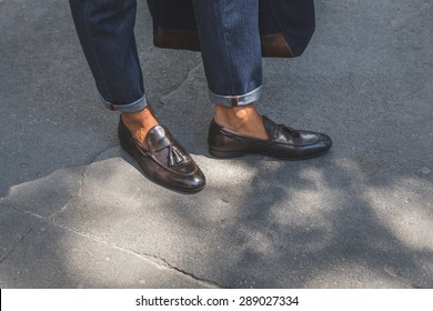 Men Loafers Images Stock Photos Vectors Shutterstock