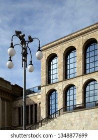 Milan, Italy, Museum of the xx century, Arengario Palace