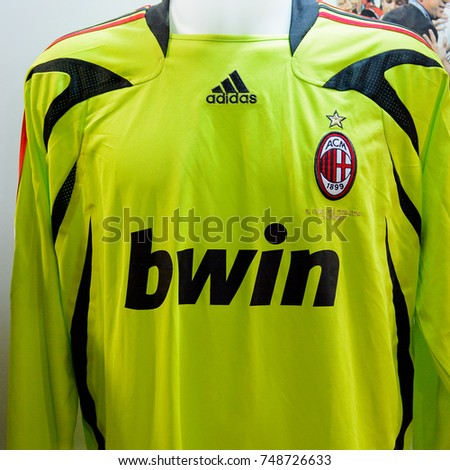 a3171bcfc40 milan italy nov 3 2017 nelson stock photo (edit now) 748726633
