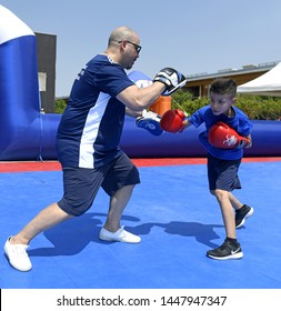 Boxing Camp Images, Stock Photos & Vectors   Shutterstock