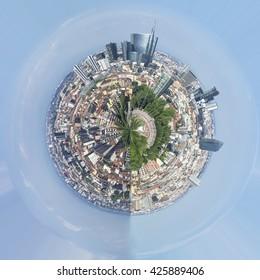 Milan little planet