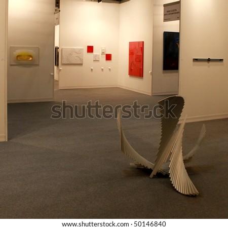 Milan March 27 Work Arts Mi Art Stock Photo Edit Now