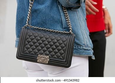 6b036b0a Chanel Bag Images, Stock Photos & Vectors | Shutterstock