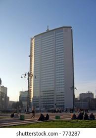 milan skyscraper