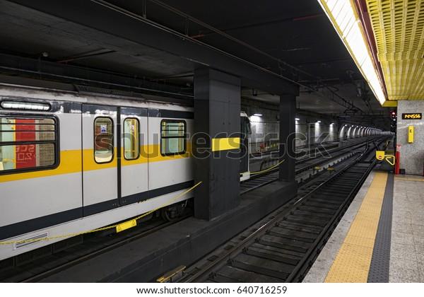 Milan Subway