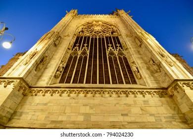 Milano Duomo, Church