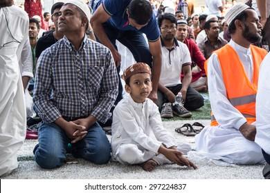 Popular Celebration Eid Al-Fitr Feast - milano-july-17-2015-muslim-260nw-297224837  Perfect Image Reference_3658 .jpg