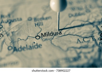 Mildura, Australia.