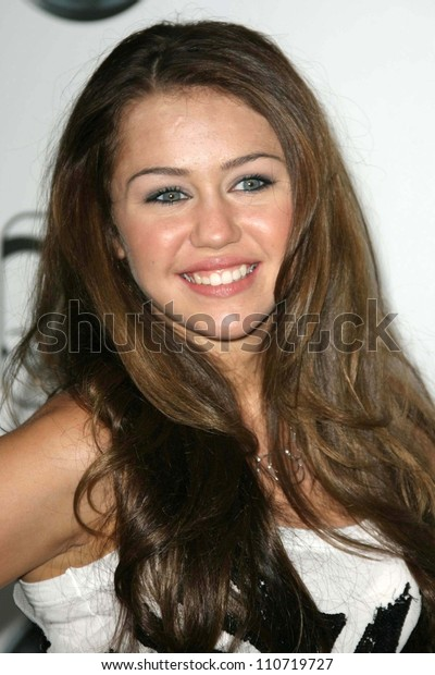 Miley Cyrus at the 2007 ABC All Star Party. Beverly Hilton Hotel, Beverly Hills, CA. 07-26-07