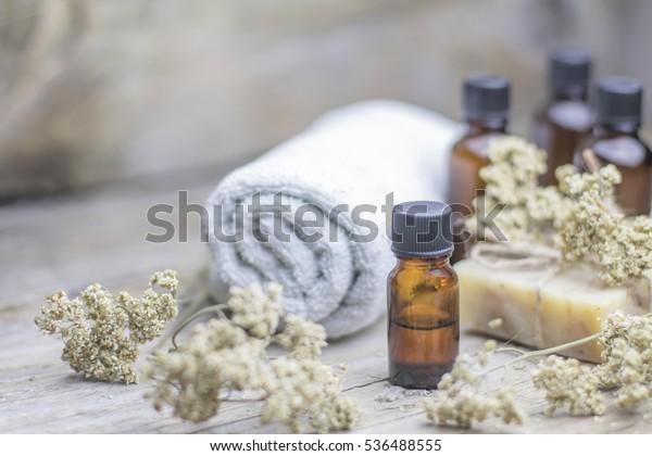 ミルフォイル乾燥薬草精油温泉植物療法アロマセラピース
