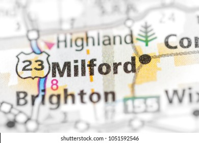 Milford. Michigan. USA