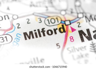 Milford. New Hampshire. USA