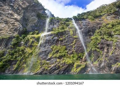 Milford Sound Fjordland, New Zealand, South Island