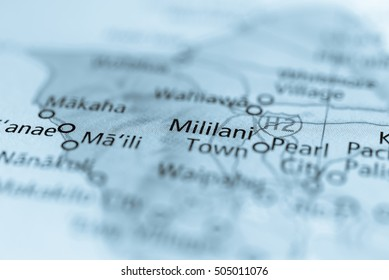 Mililani Town, Hawaii, USA.