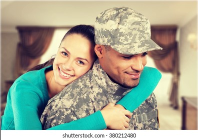 Military Couple Images, Stock Photos & Vectors | Shutterstock