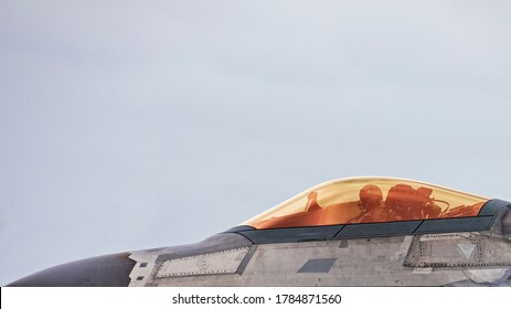Military Air Power Fighter Cockpit