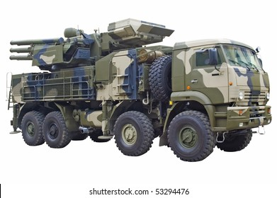 Military armed machine