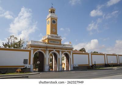 The Military Arsenal of Cartagena