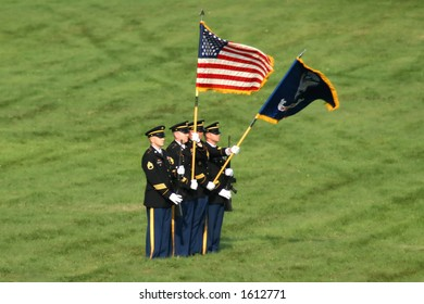 Military Color Guard