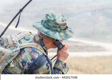 Military Communications are Communication.
