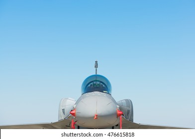 military fighter aircraft cockpit