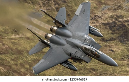 Military Fighter Jet flying