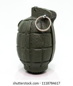 Military Hand Grenade.