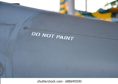 Military jet detail camouflage