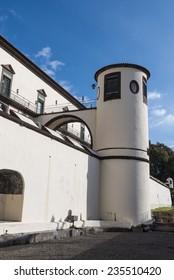 Military museum of Sao Lourenco Palace, Funchal, Madeira (Portugal)