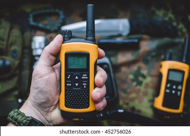 Army Radio Images, Stock Photos & Vectors   Shutterstock