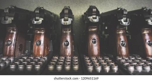 Ammunition Images, Stock Photos & Vectors | Shutterstock