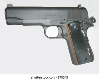 Military Style Pistol