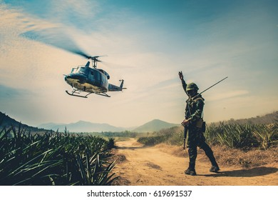 Military training , Helicopter assault special forces