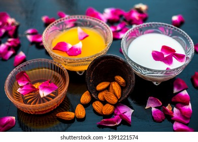 Ingredients Skin Care Images, Stock Photos & Vectors