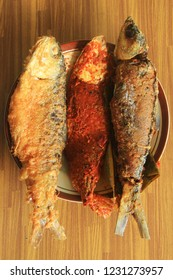Milkfish cooked using three different types of herbs can produce a variety of flavors that tempt the tongue
